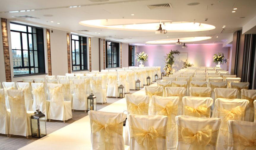 Lord Suite Ceremony Room