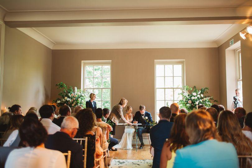 Ceremony - Frances Sales Photography