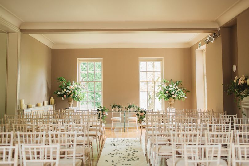 Ceremony Room - Frances Sales Photography