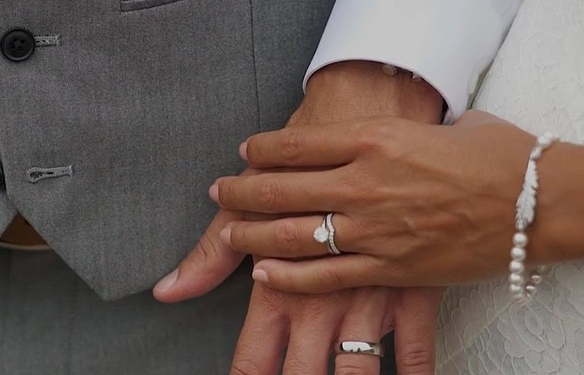 The rings - Devon Wedding Films