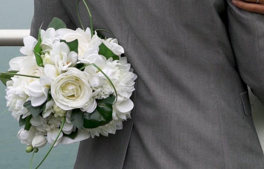 Bouquet - Devon Wedding Films