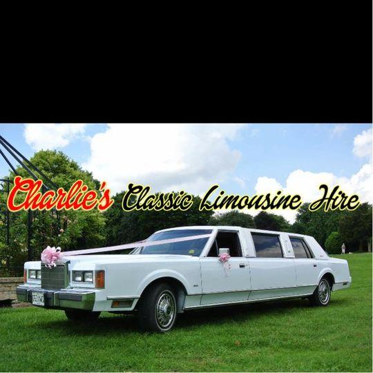 1989 Lincoln Limousine