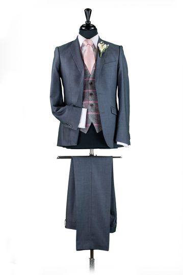 Dark Grey Lounge Suit