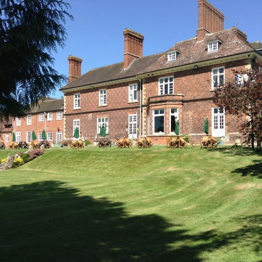 Mercure Albrighton Hall Hotel 52