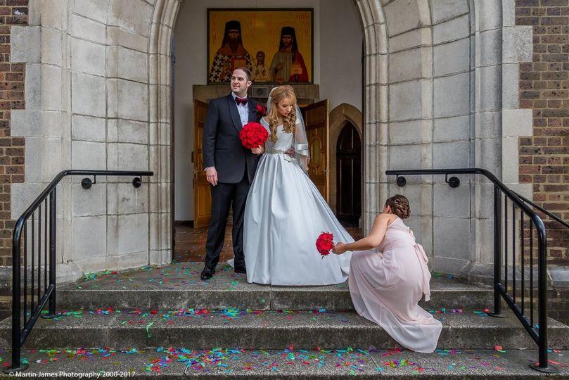 Newlyweds - Martin James Photography & Videography
