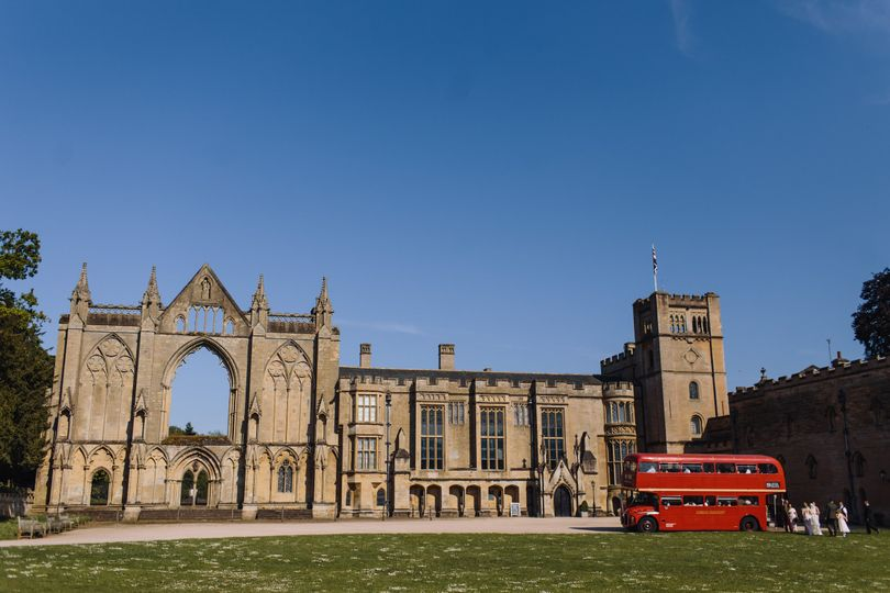 Newstead Abbey - One Wedding Photography