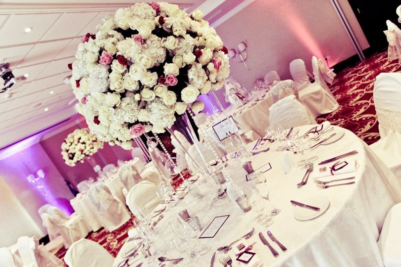 Worsley Suite Set Up
