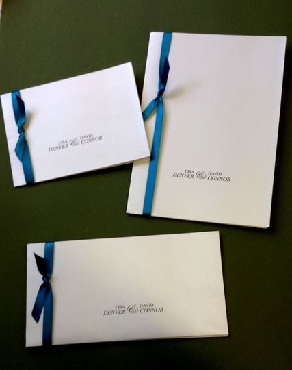 Personalised invitation range