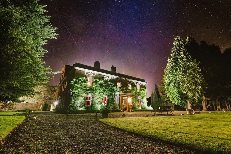 Eshott Hall Dark Skies