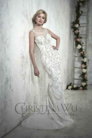 """Christina Wu """"Gwen"""""""