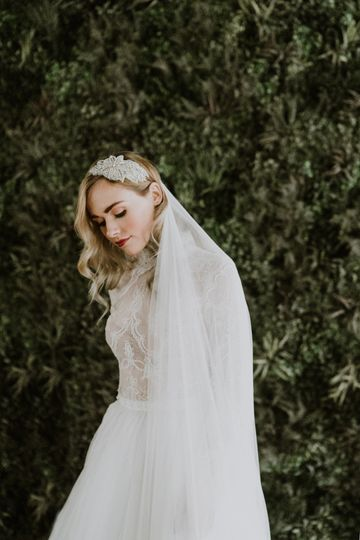 Bridal Accessories and veils