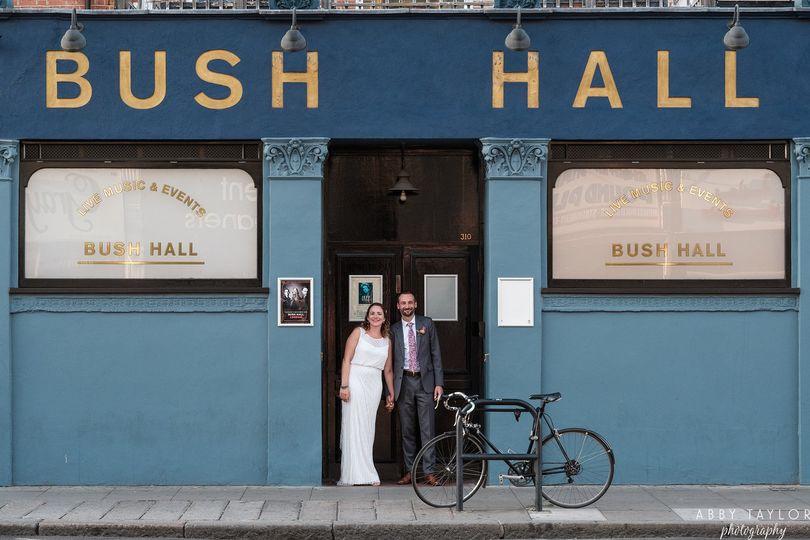 Bush Hall - Abby Taylor Photog