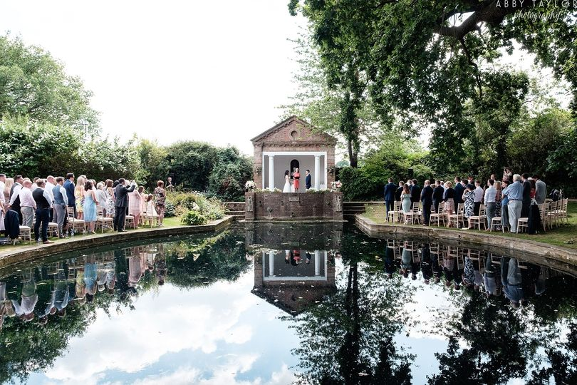 The ceremony - Abby Taylor Photography