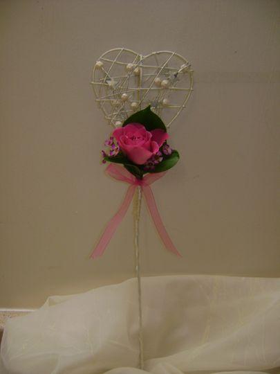 Flowergirl Wand