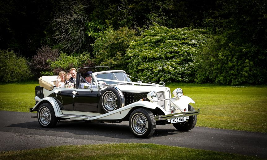 4 door Black & Ivory Beauford