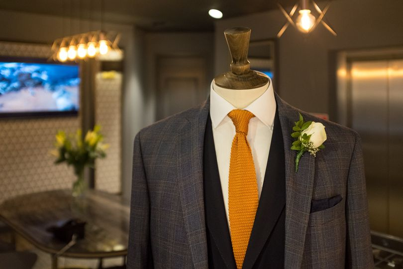 McCalls Wedding Room