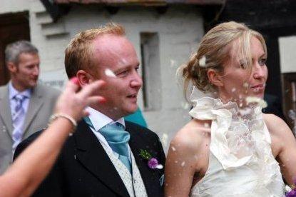 Perfect wedding day music
