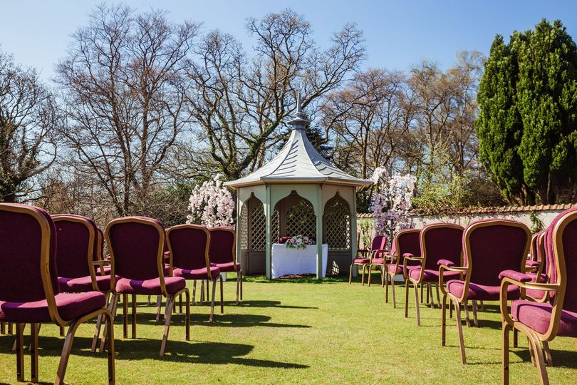 Get Married on one of our lawns