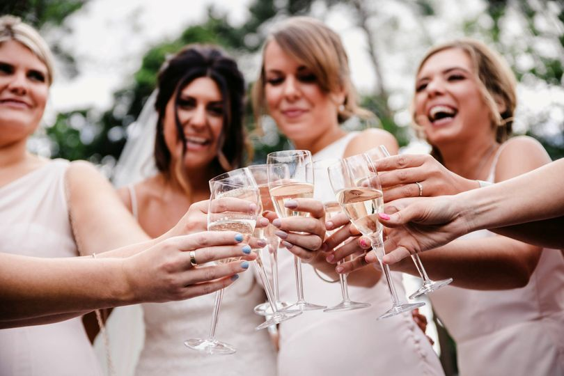 A Toast to the Bride