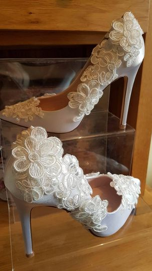 Bespoke bridal Commission