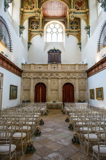 Wollaton Hall and Deer Park - Great Hall Ceremony - Coales Capture