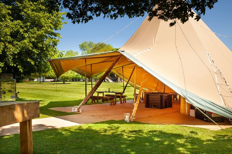 Tipi chill out