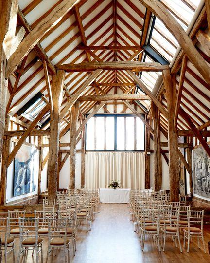16th Century Aisled Barn