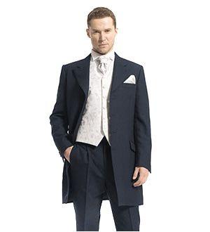 Prince Edward Suit Navy