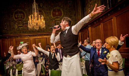 The Singing Waiter Masters