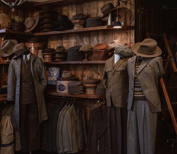 Thomas Farthing showroom