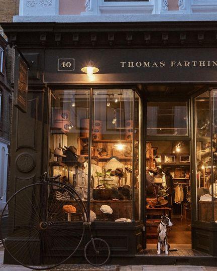 Thomas Farthing store