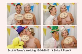 Photobooth & Fountains Wales