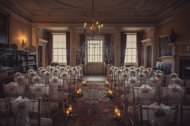 Civil Ceremony at Ormesby Hall