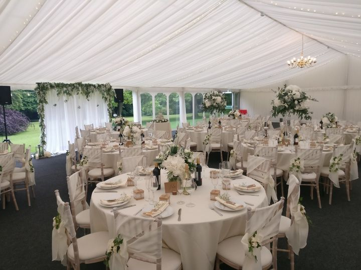 The Marquee at Ormesby