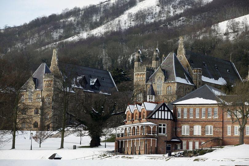 Malvern College - Perfect for a winter wedding