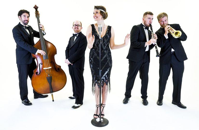 Great Gatsby Jazz Band