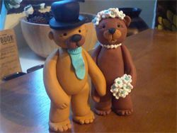 Bear toppers