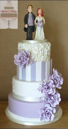 Lilac Stripe