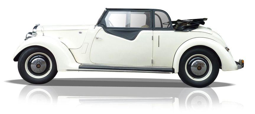 1947 Rover Tourer