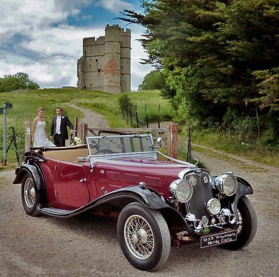 1935 Triumph Gloria MC