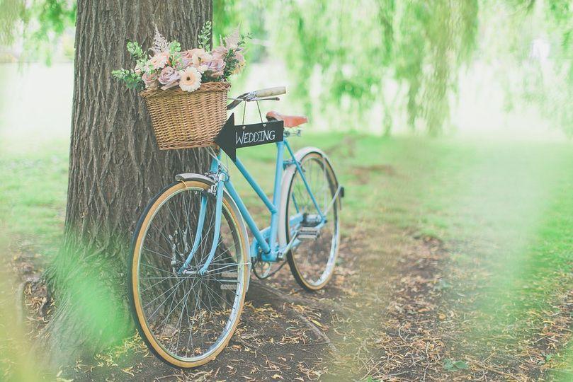 Vintage Bike for Hire