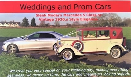 Weddings And Prom Cars 1