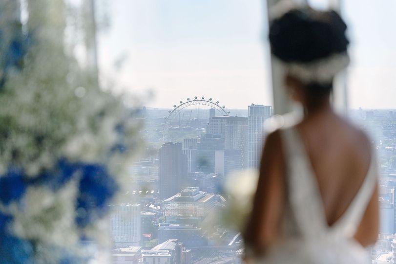 Views of London Eye
