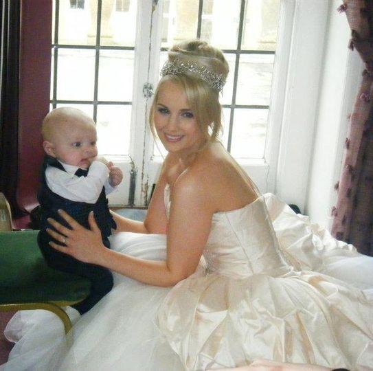 Carmella's wedding