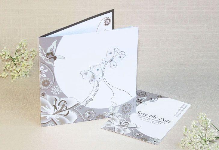 Lilly wedding invite