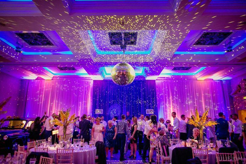 Wedding ambient lights