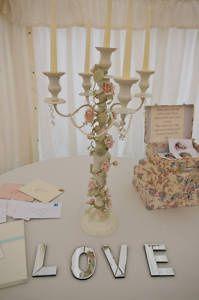Stunning candelabras