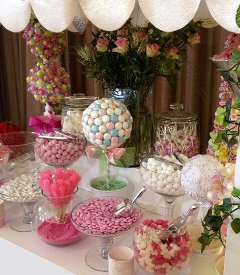 candy buffet double tree 4 107077