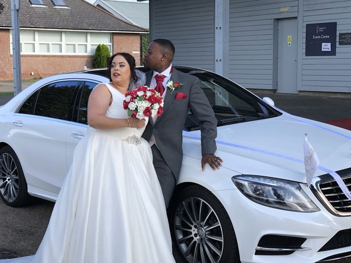 Wedding car Hire in Suffolk