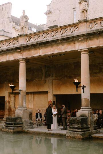 Special ceremony location